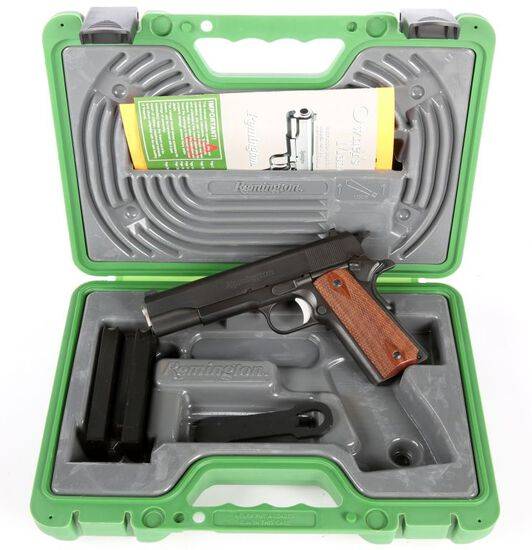 Remington 1911R1 in .45 acp