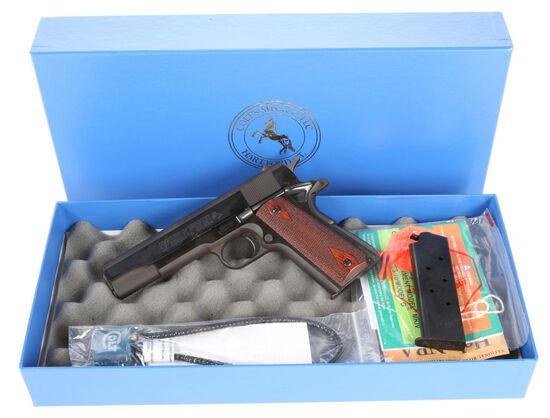 Colt MK IV Series 70 in .45 acp