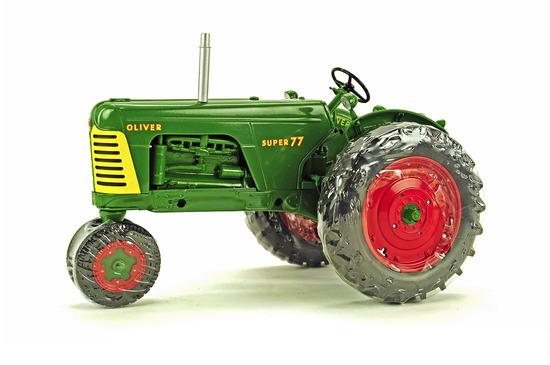 Oliver Super 77 Farm Tractor