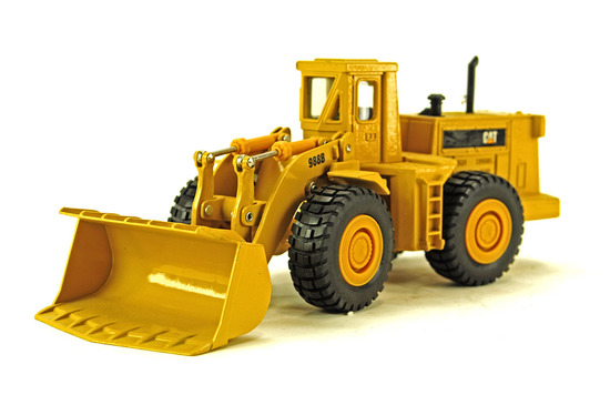 Caterpillar 988B Wheel Loader - 1st Edition