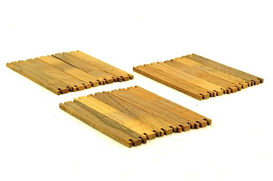 Set of 15 Crane Pads