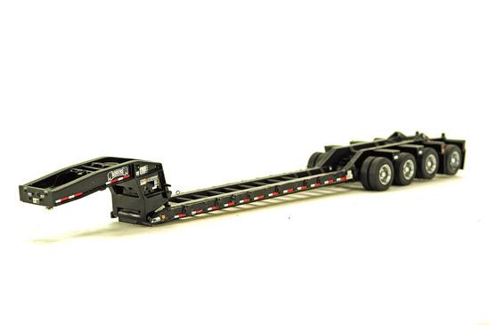Rogers 4-Axle Narrow Beam Trailer