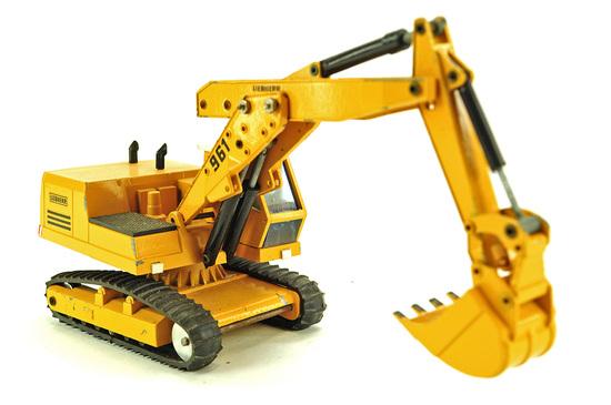 Liebherr 961 Excavator