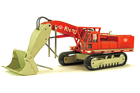 O&K RH40 Shovel