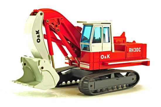 O&K RH30C Shovel