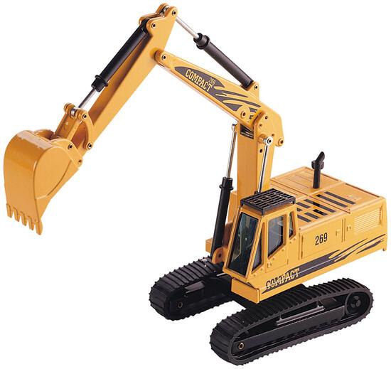 Compact 269 Excavator