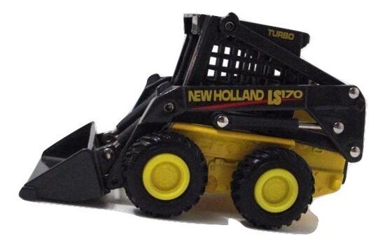 New Holland LS170 Skid Steer Loader