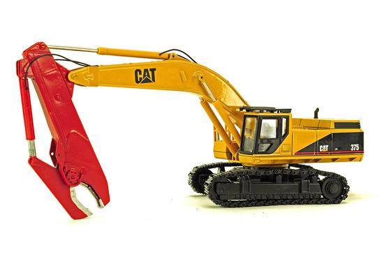 Caterpillar 375 Excavator w/Demolition Shear