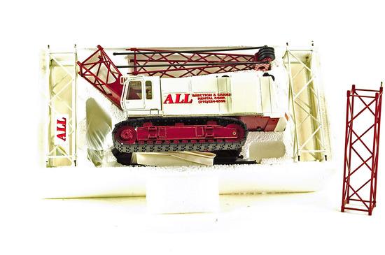 Liebherr HS882 Crawler Crane - All Crane