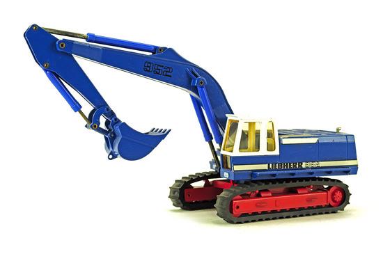 Liebherr R952 Excavator - Quakernack