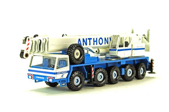 Liebherr LTM1090 5-Axle Mobile Crane - Anthony