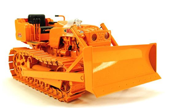Minneapolis Moline Crawler Tractor