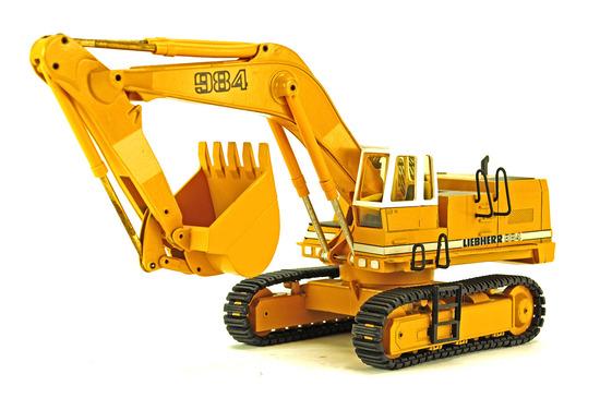 Liebherr R984 Hydraulic Excavator