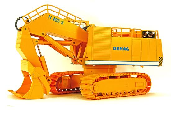 Demag H 485S Mining Shovel