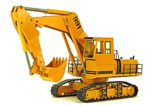 Liebherr R991 Hydraulic Excavator