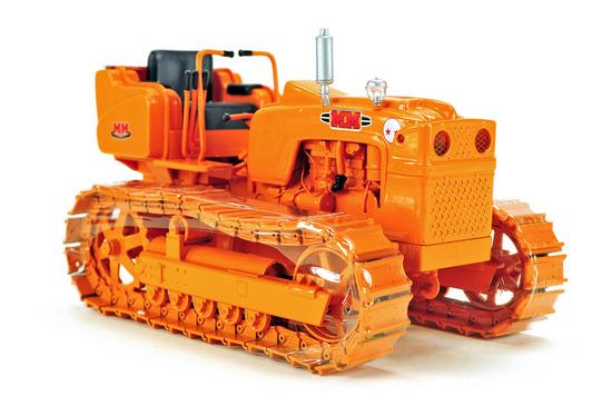 Minneapolis-Moline 2 Star Crawler Tractor