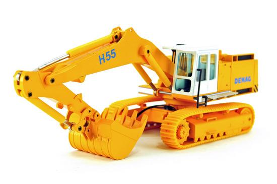 Demag H55 Excavator