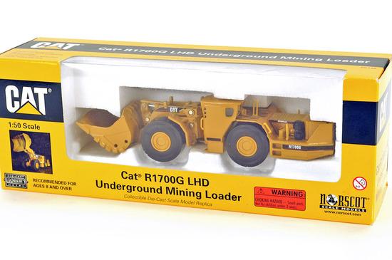 Caterpillar R1700G LHD Underground Mining Loader