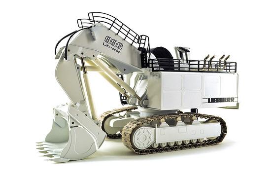 Liebherr R966 Excavator