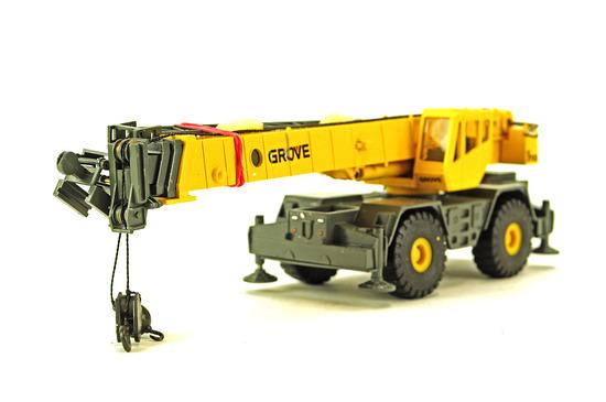 Grove RT870C RT Crane
