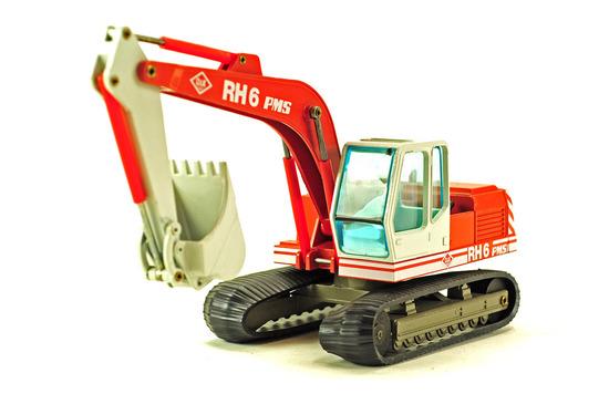 O&K RH6 PMS Excavator