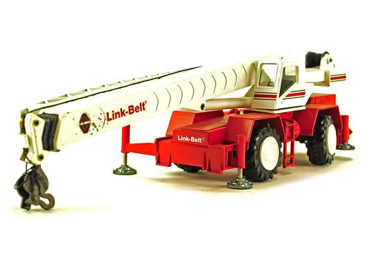 Link Belt HSP-8060 RT Crane