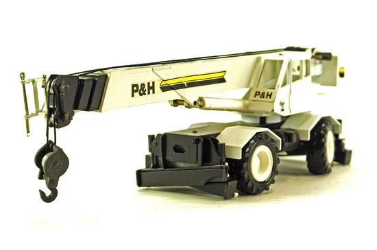 P&H Omega RT Crane