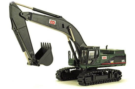 Caterpillar 375 Excavator - Con-Drain