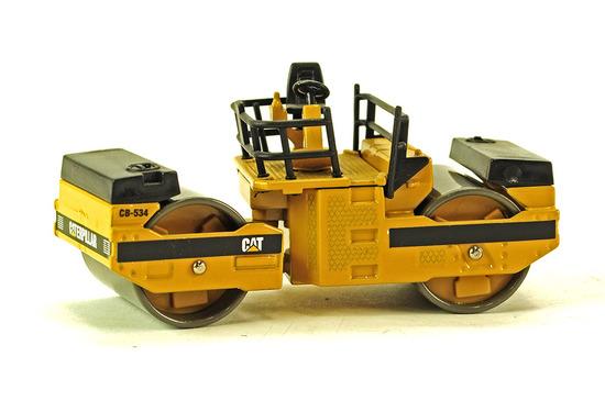Caterpillar CB534 Double Drum Roller No Cab