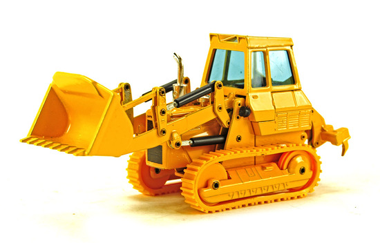 Caterpillar 955L Track Loader - Old Yellow