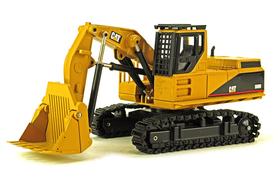 Caterpillar 5080 Front Shovel - Custom