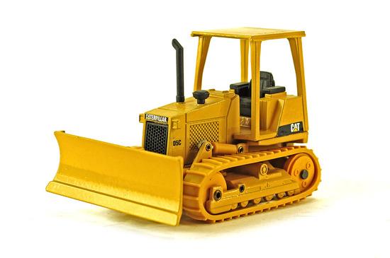 Caterpillar D5C Bulldozer - Launch Edition