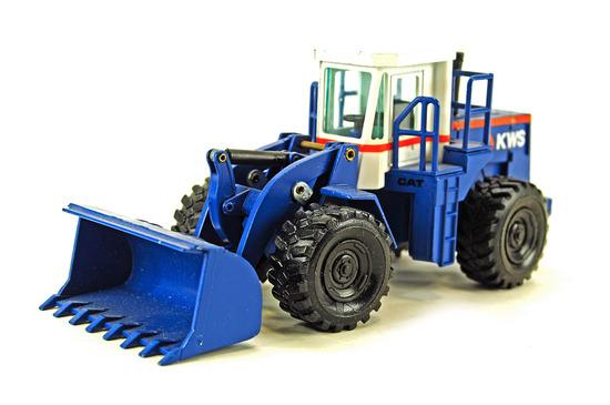 Caterpillar 966E Wheel Loader - KWS