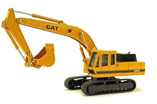 Caterpillar E300B Excavator
