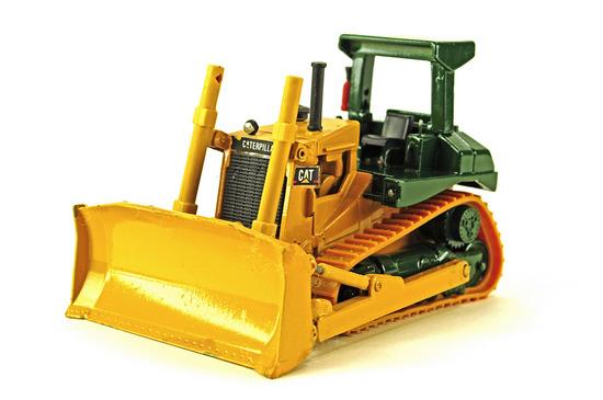 Caterpillar D8 Bulldozer - DeFelice Colors
