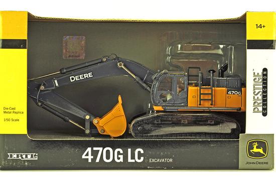 John Deere 470G Excavator