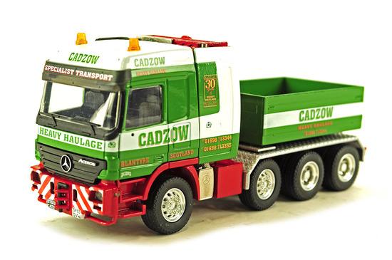 Mercedes Actros Heavy Haul Tractor - Cadzow