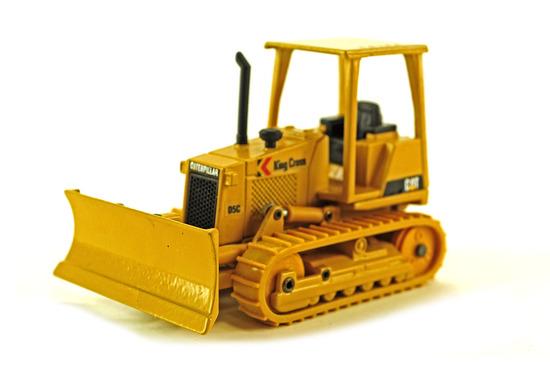 Caterpillar D5C Bulldozer - King Cross