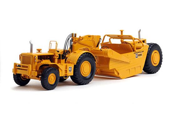Caterpillar 666 Wheel Tractor Scraper - No ROPS