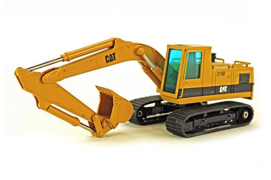 Caterpillar 215D Excavator
