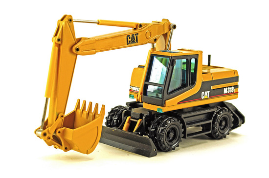 Caterpillar M318 Wheeled Excavator