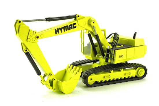 Hymac 890 Excavator