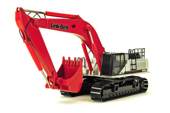 Link Belt 800 X2 Excavator
