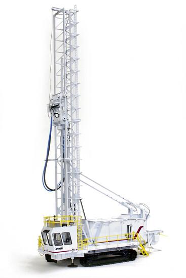 Bucyrus 49HR Blast Hole Drill
