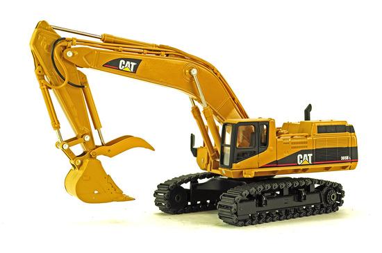 Caterpillar 365B L Excavator w/Thumb