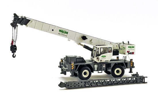 Grove RT540 Mobile Crane - Walsh
