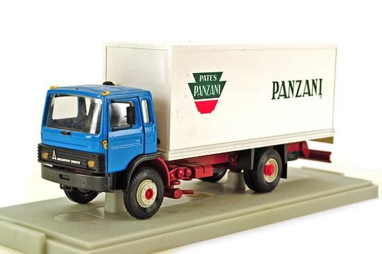 Magirus Deutz COE Tractor Van - Panzini