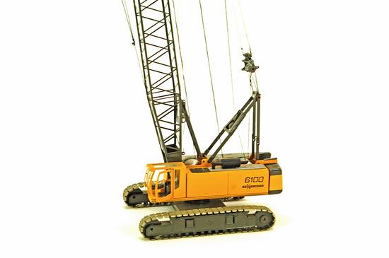 Sennebogen 6100 Crawler Crane - Brass