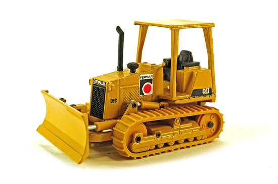 Caterpillar D5C Bulldozer - FERMAR