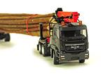 MAN TGS L3-ACHS Timber Transporter